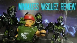 Let's Rock!! TRU Exclusive MiniMates Aliens Vasquez Review