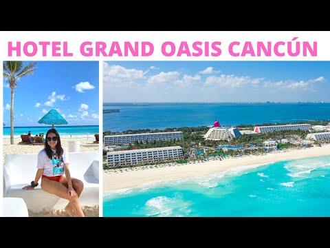 Hotel Grand Oasis Cancun ⭐  TODO INCLUIDO CON SHOWS Y ENTRETENIMIENTO 🎆