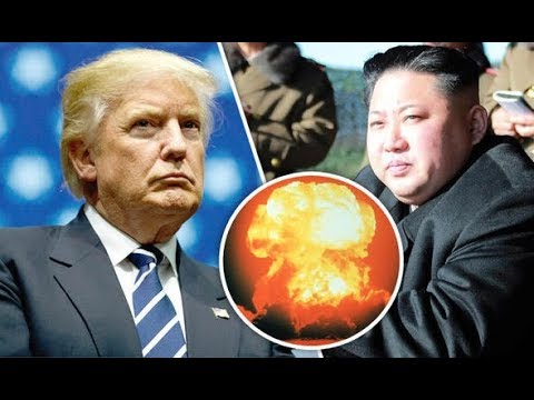 The risk of nuclear war between the United States and North Korea