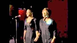 Kenya Robertson and Priscilla Hill-Ardoin