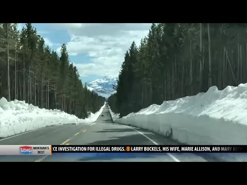 All roads but one now open in Yellowstone National Park
