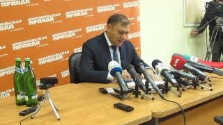 Губернатор Харьковской области Михаил Добкин 1