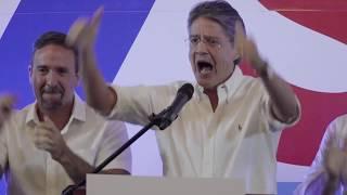 Discurso de Guillermo Lasso en la Consulta Popular del 4 de Febrero 2018
