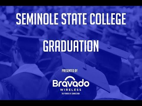 Seminole State College Graduation | Class of 2019 | Live on BravadoTV