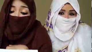 Repeat youtube video رد خطير من فتاة صحراوية على أغنية سعد المجرد