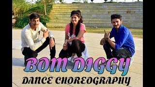 BOM DIGGY || FT. ZACK KNIGHT || DANCE CHOREOGRAPHY