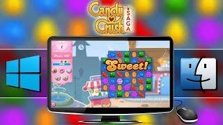 HOW TO PLAY Candy Crush Saga (Android/iOS Game) on Windows/Mac   BlueStacks Emulator