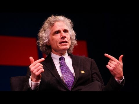 Steven Pinker: Human nature in 2013