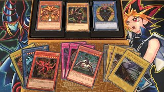 Yugioh Yugi's Legendary Decks Opening - Exodia, God Cards, & Dark Magician