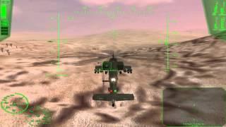 Apache Air Assault (2003) Walkthrough - Mission #1 (1080p)