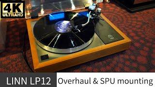 LINN LP12 턴테이블 오버홀 수리 및 오토폰(OR…