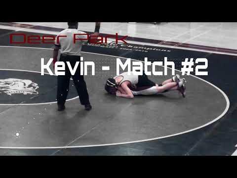 Deer Park Middle School Wrestling   DP vs  CI