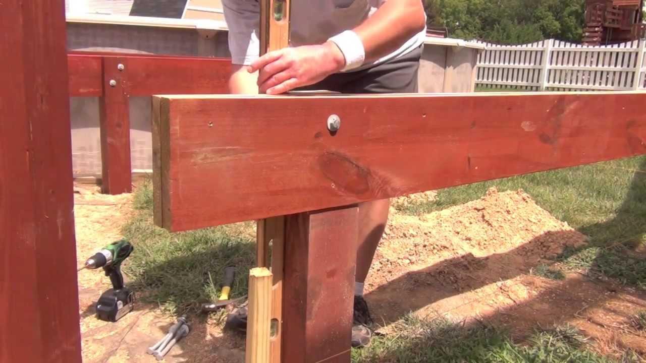 Ground Deck Ideas