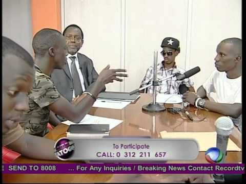 COPY RIGHT LAW in Uganda live on katogo