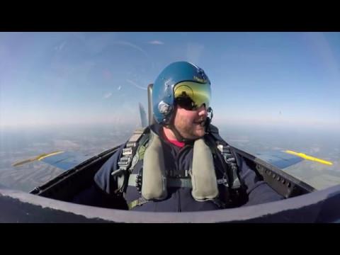 Blue Angels Flight 5-5-17