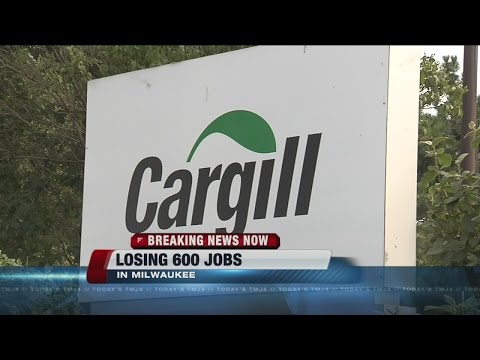 Cargill to close Milwaukee beef harvest facility, 600 jobs affected