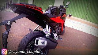 TEST RIDE CBR 150 R VICTORY BLACK RED BARU WIYANDI MOTOVLOG