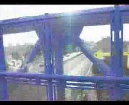 Ponte ciclopedonale via Novara