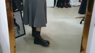 ☆머메이드 롱 니트 스커트☆스토어샵 리유즈그래잇
