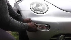 VW Beetle Indicator Replacement