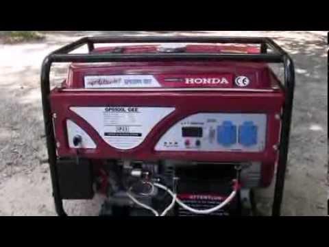 Генератор бензиновый зимой бензиновый