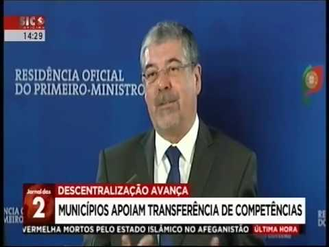 Manuel Machado confiante no avanço do processo de descentralização do Estado