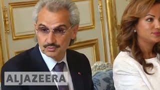 🇸🇦 Dozens of Saudi princes, businessmen arrested in anti-corruption bid thumbnail