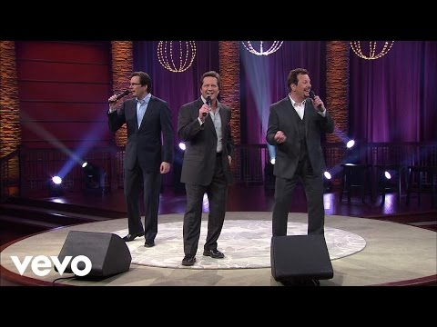 The Booth Brothers - He Saw It All (The Blind Man Song) (Live)