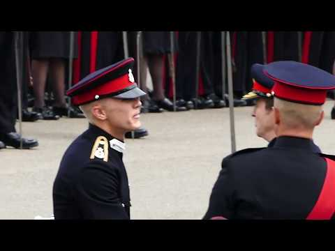 Sandhurst Military Academy