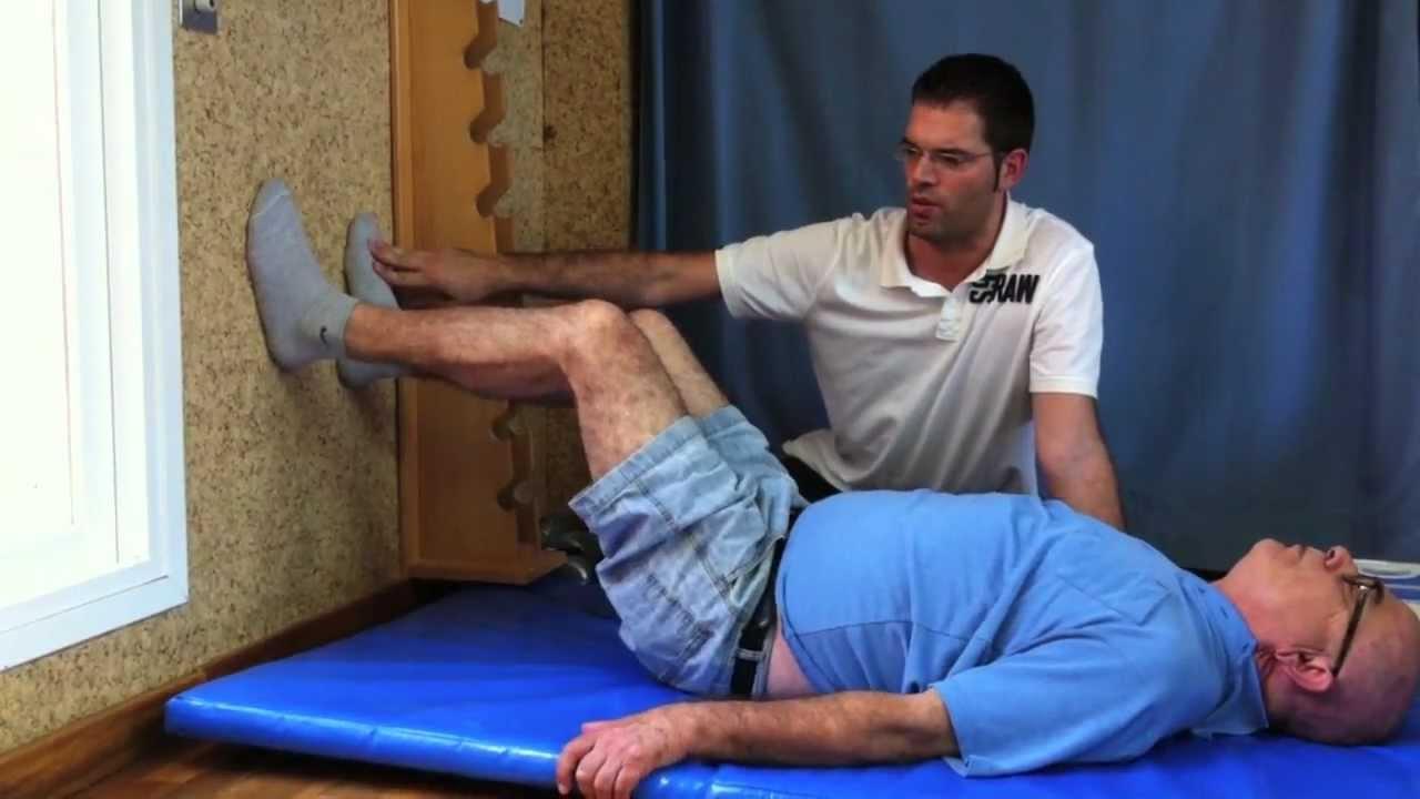 Que ejercicios puedo hacer para el dolor de rodilla