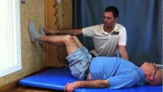 Dolor de rodilla. Ejercicio para la artrosis / desgaste de cartílago.(, 2013-01-27T18:03:06.000Z)