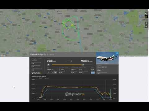 Emirates A-380 A6-EEZ