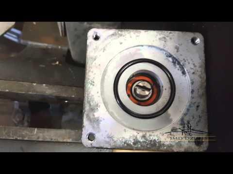 Salt dogg spreader motor change [BUYERS SHPE1500 & 2000]