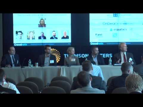 Crowdnetic's Crowdfinance 2014, Panel: The Growth of Real Estate in Crowdfinance