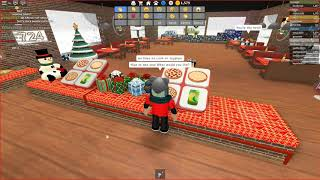 Pizza Trouble Roblox with TGC530 Work at a pizza place