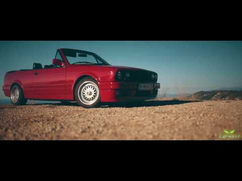 BMW E30 Cabrio | Cruising in Monaco