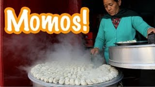 Buffalo Momos - Hot and Fresh Nepali Dumplings