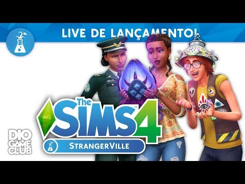 BEM-VINDOS À STRANGERVILLE! ~ The Sims 4 | DioGameClub thumbnail