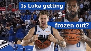 Are DeAndre Jordan and the Mavs actually freezing out Luka Doncic?