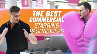 The best commercial starring pashaBiceps | CS:GO