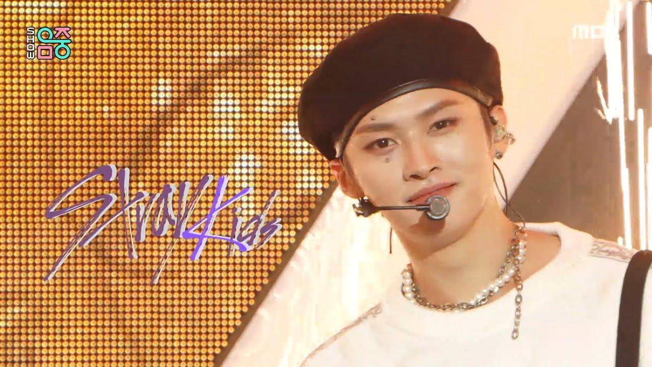 Download (ENG sub) [쇼! 음악중심] 스트레이 키즈 - 도미노 (Stray Kids - DOMINO), MBC 210925 방송