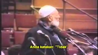 Dr. Ahmed Deedat - Proof that Jesus is not The Son of God at inter-religious conference (Part 1)