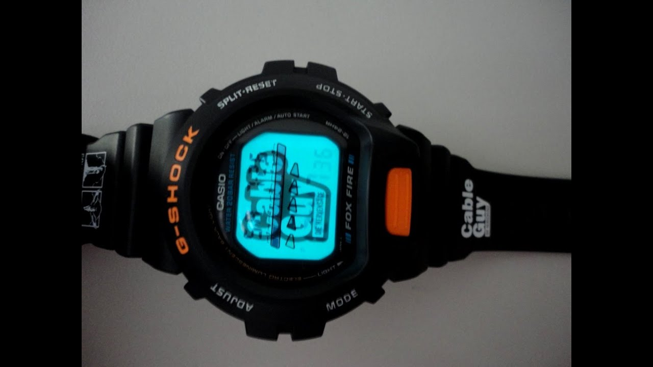 G Shock Dw6600b Cable Guy Limited Editon Unboxing By Thedoktor210884 Casio Gshock Original Gw 9400bj 1jf