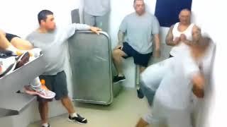 Peleas callejera en una prisión de Nueva Zelanda