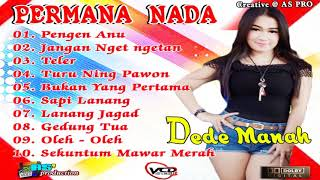 Download Lagu TERBARU FULL DEDE MANAH PERMANA NADA mp3