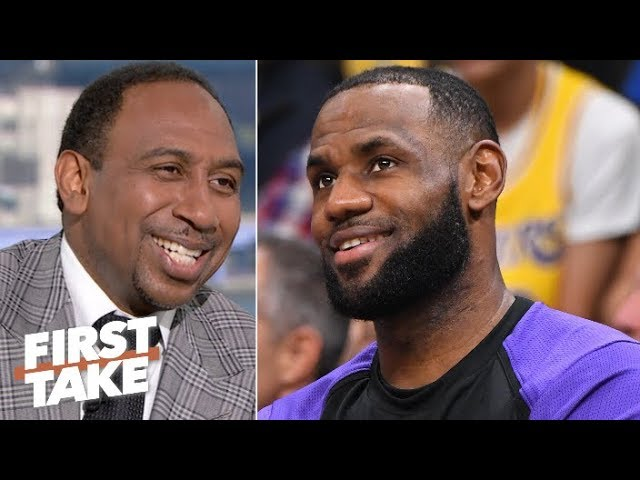 Stephen A. wishes for a Lakers vs. Clippers WCF showdown | First Take