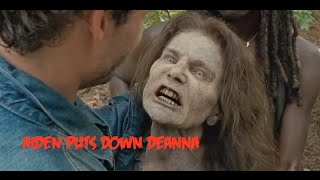 Spencer Puts Down His Mother Deanna - THE WALKING DEAD SEASON 6
