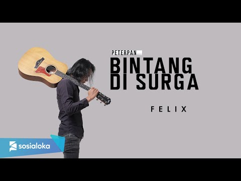 FELIX IRWAN - BAGAI BINTANG DISURGA (OFFICIAL MUSIC VIDEO)