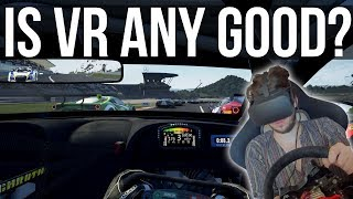 Is The VR In Assetto Corsa Competizione Any Good?