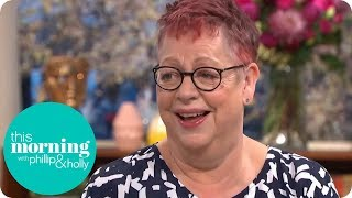 Jo Brand Reveals She'd Like to Throw Chocolate at People | This Morning